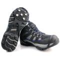 Eis Schnee Schuhe Splike Grip Stiefel 5-Teeth Point Chain Steigeisen