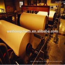 Fabricación de papel CMC para papel de revestimiento de transferencia de calor
