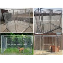Цепная ссылка Собачий питомник Heavy Duty Chain Link Быстрое соединение Frame Pet Cage