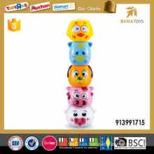 Los juguetes plásticos más vendidos del jenga para los cabritos