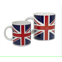 China Coffee Cup Ceramic for Sublimation