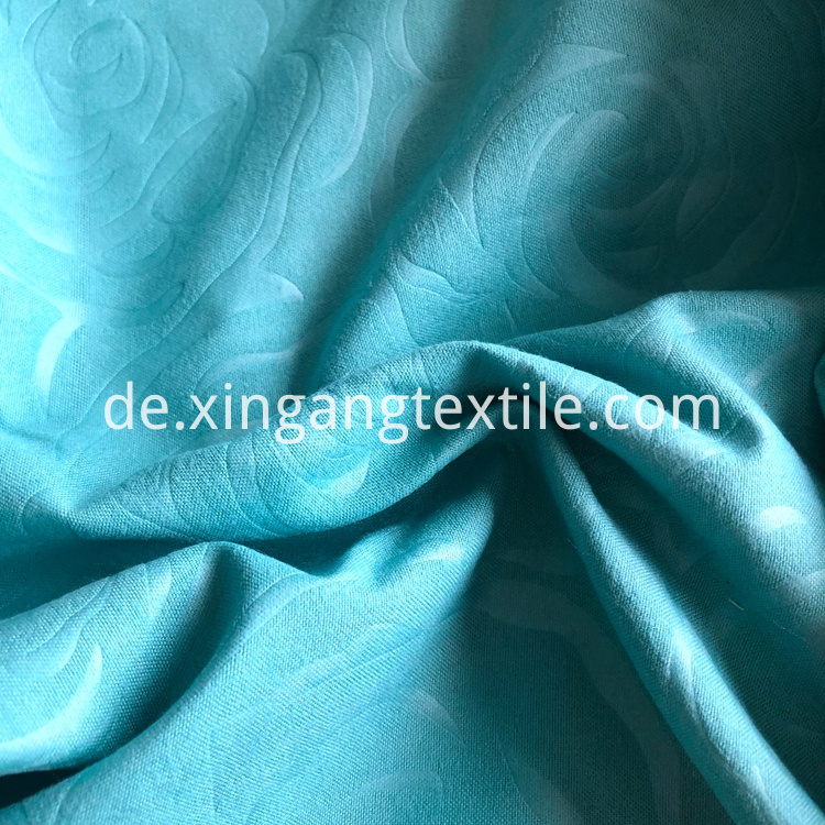 embossed Polyester Sheet Fabric