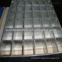 heavy duty galvanized lattice steel plate