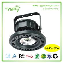 Production professionnelle Atelier d'entrepôt Led High Bay Light 120W 3 ans de garantie
