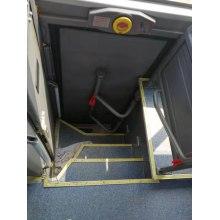 Bus usado marca Yutong con aire acondicionado
