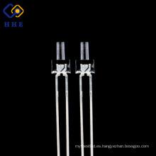 Diodo luminoso blanco de alta calidad de 1.8mm LED, componentes electrónicos