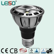 Reflector 90ra LED PAR20 de la viruta del CREE de la COBIDA 3D 7W (LS-P707-BWW / BW)