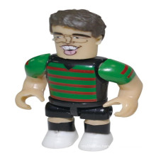 Wholesale High Quality ICTI Eco-Friendly Sport Football Plastic Man Toy