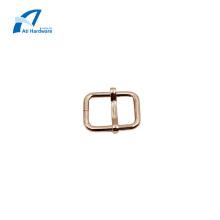 Hebilla de metal decorativa Clip Bolsa Hebilla de hardware