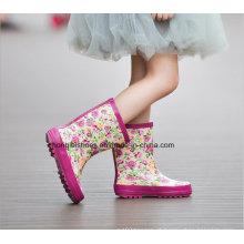 As botas de borracha para crianças Princess Series