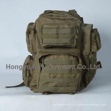 Камуфляж / Водонепроницаемый рюкзак охотничий военный избыточный тактический рюкзак (HY-B061)