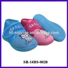 Zapato de bebé del prewalker 2014 de los zapatos de bebé