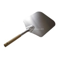 14 Inch Aluminium Pizza Shovel With Wooden Handle