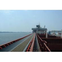 Anti-Tear Conveyor Belts for Port Industry