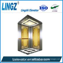 Золотая каюта с пассажирским лифтом