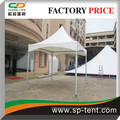 tension canopy 3mx3m in aluminum structure for garden party