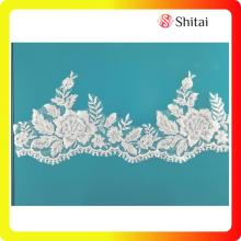 New Fashion White Wedding Lace Trimmen