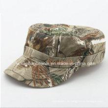 100% Baumwollgewebe Outdoor Camo Jagd Military Cap