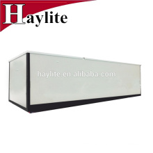 container warehouse flat pack foldable stackable box for storage