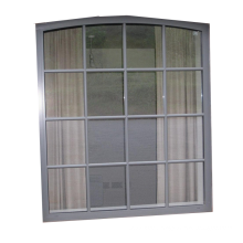 Commercial price fixed steel window grill design