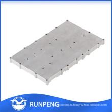 Moulage sous pression en aluminium de haute précision pour pièces de communication