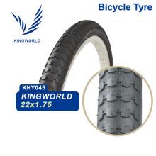 Chinesischen schwarzen Fahrrad Reifen 22x1.75