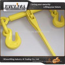 European market hot sale binder, load binder with ratchet hooks