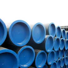 Astm A106 X52 Rolled Seamless Carbon Steel Pipes