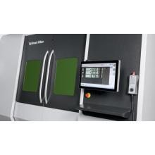 Станок для высокоточной лазерной резки металла с ЧПУ