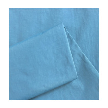 70D*70D 85GSM nylon blue  fabric made of recycled plastic  waterproof fabric for clothing material