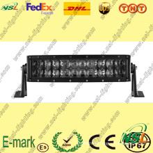 120W, barra de luz LED con lente 4D, lente 4D Barra de luz LED Osram serie B de 5W