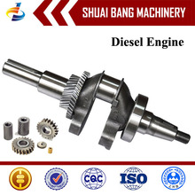 Shuaibang Wholesale Oem Servicetrade Assurance Technical High Pressure Car Washer Machine Crankshaft , oem crankshaft