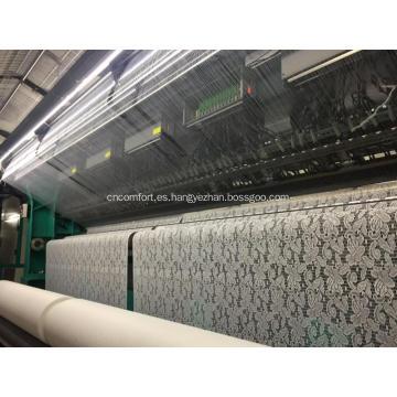 Máquina de tejer por urdimbre Raschel Jacquard