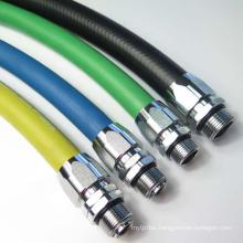 3/8 diesel ethanol resistant fuel hose reel line