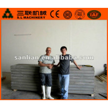 2015 new products eps cement wall panel making machine in india