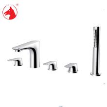 Amplamente utilizado Superior qualidade pilar banheira e chuveiro misturador