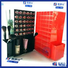 Organiseur de maquillage acrylique pour affichage acrylique