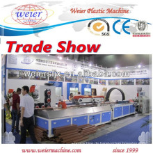 WPC PE PVC-Deck/Bodenbelag/Zaun, der Maschine herstellt