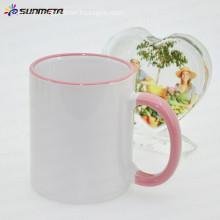 FREESUB Sublimation Heat Press Photo Coffee Mugs