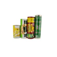 Embalagem de filme em rolo para alimentos secos