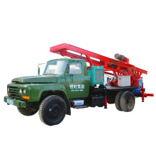 Truck mounted 200m drilling rig Large diameter wheel reverse circulation drilling rig