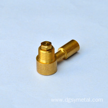 Lathe brass CNC machining precision parts