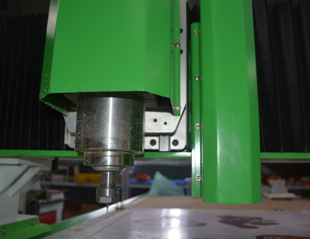 Cnc Router Machine's spindle