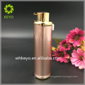 60ml acrylic lotion bottle plastic airless pump bottle with self lock pump