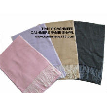 Cashmere Ramie Shawl, 4 Seasons Use