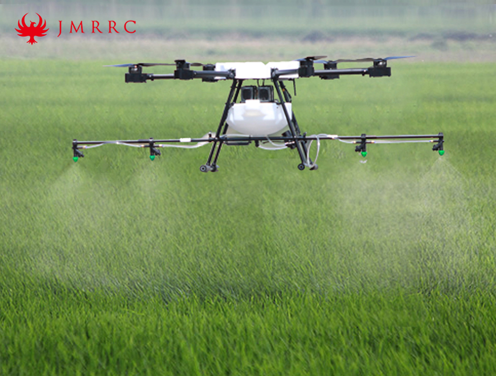 JMR-V1250 10L Rice fruit trees grape orchards fruit trees wheat crops spraying drones spraying drones drone with crop sprayer 10kg 16L 20L 25L 30L DIY agricultuer drone