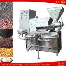 Aceite de semilla de girasol Aceite de semilla de mostaza Máquina de prensa de aceite de semilla