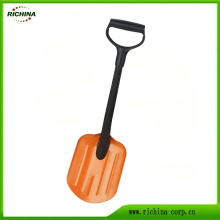 Aluminum Snow Shovel for Car and Truck