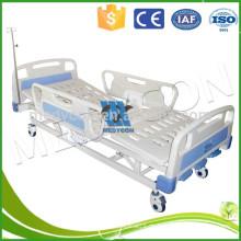 ABS-Dreifach-Kurbelbett mit Rizinus