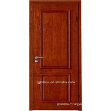 Porte de placage bois 100% naturel